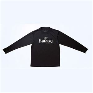 SPALDING スポルティング ロングスリーブロゴTシャツ SMT130060 P12Sep14