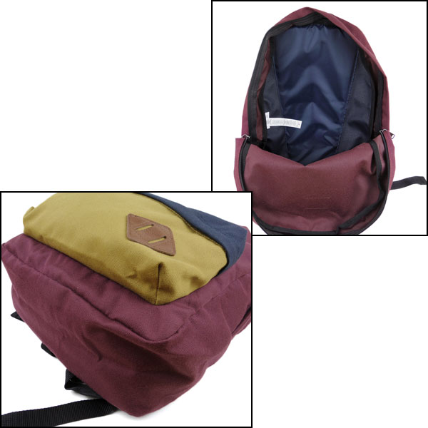 VANS / vans / backpack / daypack/Old Skool II Backpack / wine / old ...