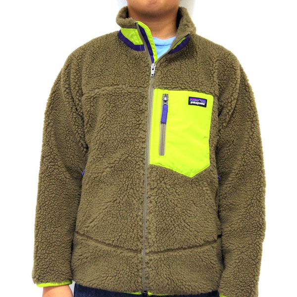 Thick Fleece Jacket R7RhlC