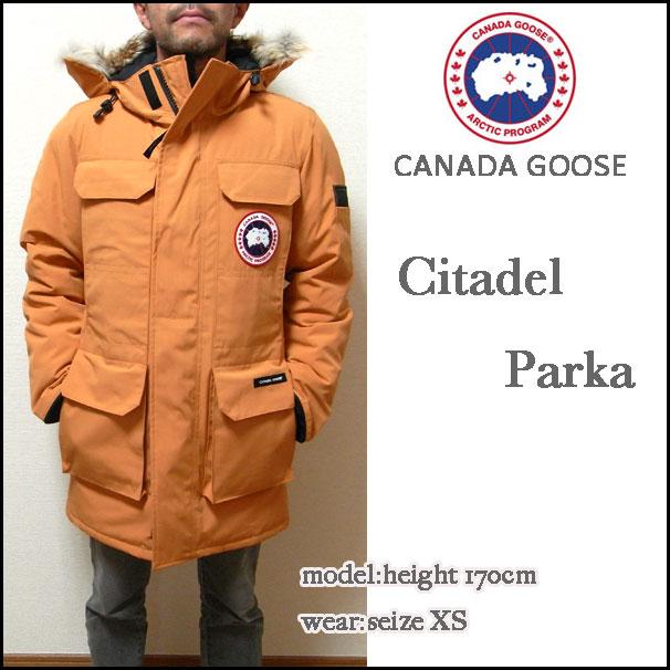 Original Expedition Canada Goose' Down parka