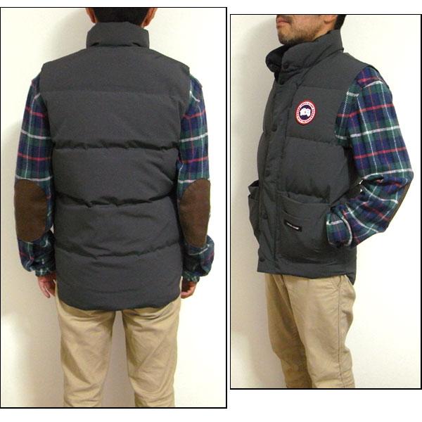 Canada Goose' men's freestyle vest price