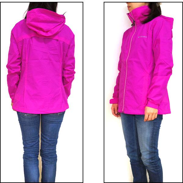 Columbia Waterproof Jacket Womens