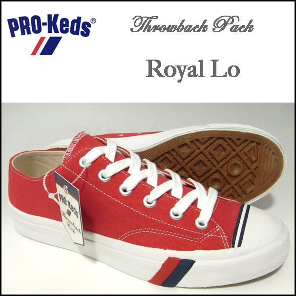 pro keds sneakers red