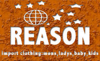 import wear shop REASON(リーズン)