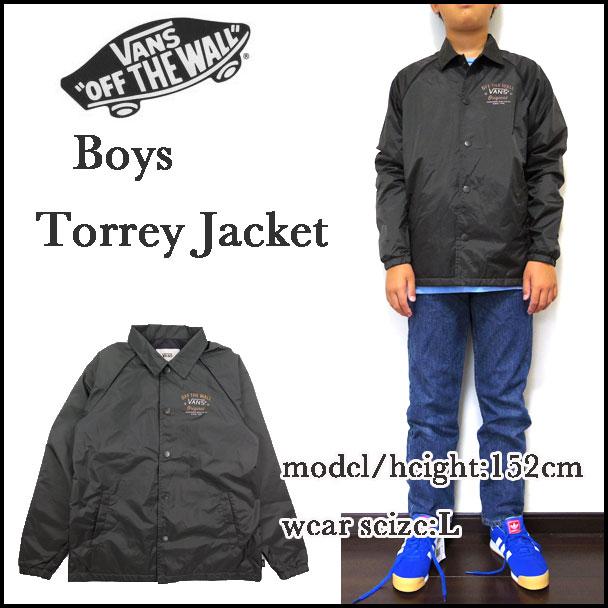 reason | Rakuten Global Market: VANS vans kids &39 coaches jacket