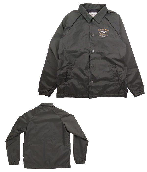 reason | Rakuten Global Market: VANS vans kids ' coaches jacket ...
