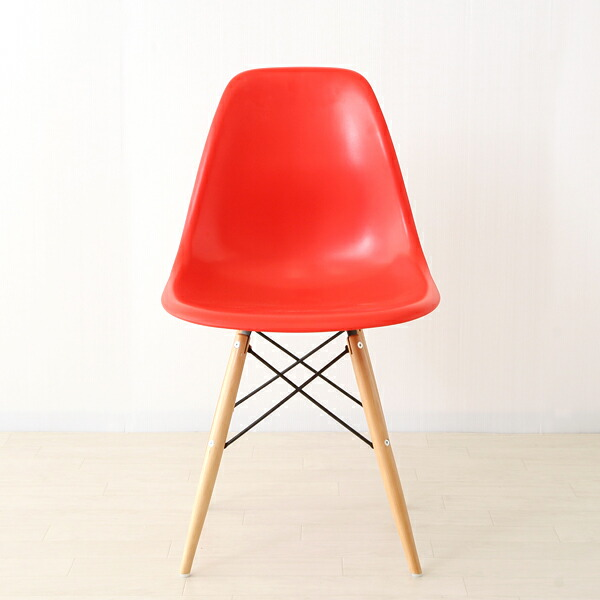 Set Of 4 Charles Ray Eames Eiffel Inspired DSW Dining Chair Retro UK Stock