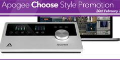 Apogee Quartet for iPad & Mac