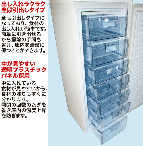 All the paragraphs drawer, clear plastic panel