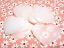 Heart de macarons Bank wrapped button 10 kensetmacaronkieholder Walnut ★ free recipes and