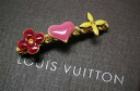 "Louis Vuitton ""Valletta sweet monogram"" hair accessories gold X multicolored M65371 fs3gm"