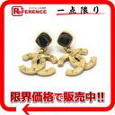 """Chanel 99 a Bijou CC earrings gold """"response."""""""