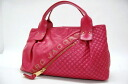 Marc Jacobs quilted tote bag pink fs3gm