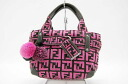 "Like Fuchsia pink 8BH142 new Pom Pom with Fendi caked neat bug ""respond."""
