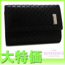 Six Dolce & Gabbana punching leather key case black BP0874 》 fs3gm for 《
