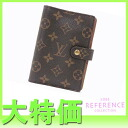 "Louis Vuitton monogram ""agenda PM"" system notebook cover R20005 》 fs3gm for 《"