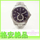 "Tag Heuer link calibre 6 mens watch automatic (self-winding) WJF211C good as new ""response.""-fs3gm02p05apr13m"