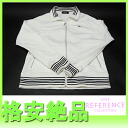 Burberry black label zip up blouson 2 men's white 》 fs3gm for 《