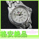 "Tag Heuer SEL professional 200 m Womens watch SS White-Dial quartz S99.015 ""response.""-fs3gm"
