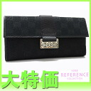 "Gucci horsebit GG W hook length wallet black 146206 beauty products ""enabled."" fs3gm"