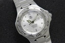 "Tag Heuer kirium chronometer 200 m men's watch automatic SS WL5110 ""enabled."""
