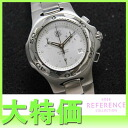 "Fs3gm Tag Heuer kirium chronograph professional 200 m men's watch SS quartz CL1210 ""enabled."""