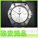 "Tag Heuer Aquaracer 300 m mens watch SS quartz WAF1112 brand new as well ""response.""-fs3gm02P05Apr14M"