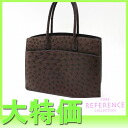 "Hermes white bus PM handbag ostrich Havana F ticking ""response.""-fs3gm"