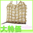 "Chanel satin chain design mini handbag white ""support."""