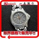 タグホイヤーセルシリーズプロフェッショナル 200M men watch quartz SS gray clockface S99.213K 》 fs3gm for 《