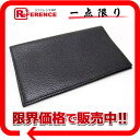 "Like Hermes notebook cover ""visioning"" agenda black silver metal L ever-new ""response.""-fs3gm"