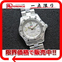 "Tag Heuer 2000 Professional 200 m Womens watch SS quartz WK1312 ""enabled."""