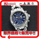 "Tag Heuer SEL chronograph automatic 200 m men's watch SS blue character machine automatic winding CG2111-RO ""enabled."""