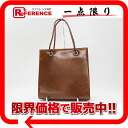 Cartier Bakery tail leather tote bag brown / silver metal fittings 》 fs3gm for 《