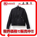 "Ralph Lauren women's zip-up blouson L black ""response."""