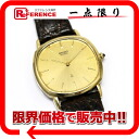 Seiko men's watch quartz movement K14YG×SS leather belt 5930-5280? s support.""
