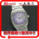 Omega Cima star TV screen color dial men watch D date automatic purple gradation antique 》 fs3gm for 《