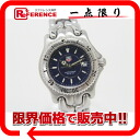 "Tag Heuer SEL professional 200 m ladies watch Navy letter Board WG131A ""response.""-fs3gm"