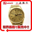 "Seiko Seiko 5 day-date mens Watch Gold letter Edition automatic winding 7009-3110 fs3gm ""enabled."""