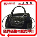 "Bvlgari Japan Ginza limited Leoni 2-WAY handbag black x アントラチーテ beauty products ""enabled."""