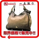 "Burberry leather tote bag ブラウングラデーション? s support.""fs3gm"
