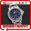 "Tag Heuer SEL chronometer 200 m men's watch SS blue character machine automatic winding WG5114-PO ""response.""-fs3gm"