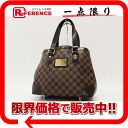 "Louis Vuitton Damier Hampstead PM tote bag N51205? s support.""fs3gm"