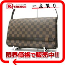 "Fs3gm shoulder bag Louis Vuitton Damier ""Tribeca Ron"" N51160 ""enabled."""