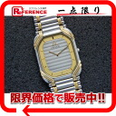 SEIKO CREDOR( クレドール) men's watch SS X K18YG quartz onyx Lew's 2F70-5480 》 fs3gm for 《