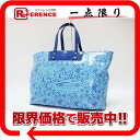 "Like Louis Vuitton Beach line village on Takashi コスミックブラッサム tote bag cosmic PM blue M93161 new fs3gm ""enabled."""