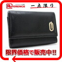 "Gucci leather 6-key case Black 131950 ""response.""-fs3gm"