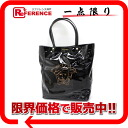 Versace punching Medusa enamel tote bag black beauty product 》 fs3gm 02P05Apr14M for 《
