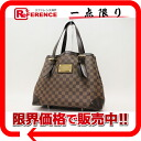 "Louis Vuitton Damier Hampstead MM-Tote even N51204 beauty products ""enabled."" fs3gm"