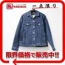 "Burberry London denim jacket 38 Blue ""response.""-fs3gm"
